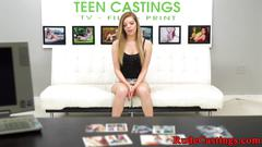 casting, rough, teen, doggystyle
