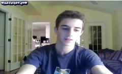Boy webcam from france