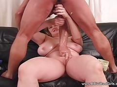 Bbw turns into bad girl