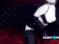 stockings, boots, bigtits, latex, bdsm, fetish, heels, submission, mistress, dominatrix, goth, kinky