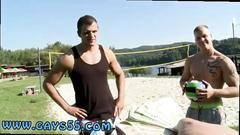 Adult gay out in public males volleyball some dick
