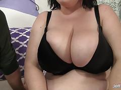 bunny de la cruz, blowjob, hardcore, big tits, chubby, bbw, big boobs, chunky, plumper, big natural tits