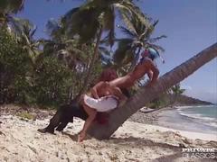 Erika bella, tropical bitch