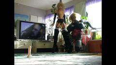Roxina2009 super doll adult show
