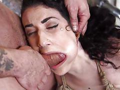 Slave training of arabelle raphael