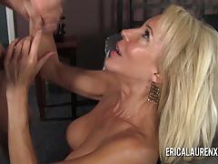 Erica lauren riding cock