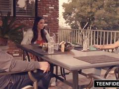 Teenfidelity karlee grey fucks her two best friends