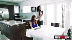 Arielle faye and india summers in mommy dearest gets freaky