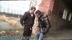 Daddy cocks public galleries gay tourist ass