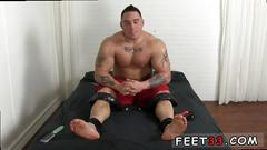 Gay school boy porn movie tough wrestler karl tickled