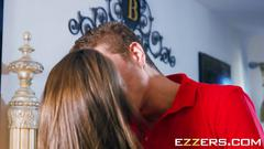 Kimmy granger in power bangers a xxx parody part 1
