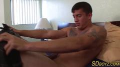 Gay jock bareback fucks