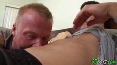 Amateur gay sucking cock sex