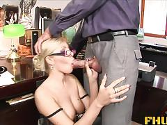 Fhuta caught with finger in pussy she gets banged