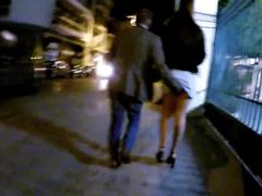fingering, greek, hd videos, upskirts, voyeur, couple, horny couple, walking