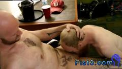 Porn gay urinal first time kinky fuckers play swap stories