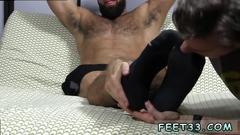 massage, bareback, twink, footjob, feet, gay, toe sucking
