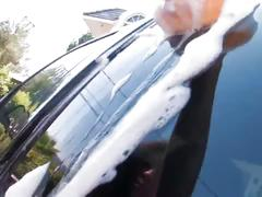 Wankz- milf kayla carrera banged in van