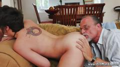 Teen fucks old guy more 200 years of cock for this spectacular brunette
