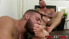 Youth toe sucking videos and pics gay men hairy legs rickys deft throat and tongue