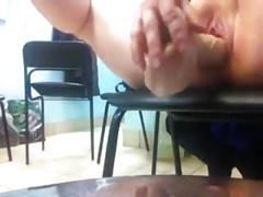 Bbw pussy creampie