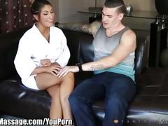 August ames erotic masseuse