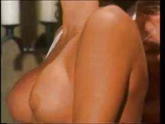 Maid of an officer is groped and fucked on the desk