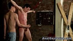 Free gay black hung schoolboy sex videos hung boy made to cum hard
