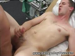 Twink gay male circle jerk he trained me to arch over the exam table and to stick out my