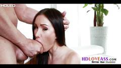Hdloveass - beautiful girl giving in the ass
