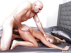 Blonde beauty candice dare takes an anal pounding
