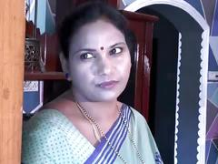 mature, indian, boy, repair, seducing, aunty, saree