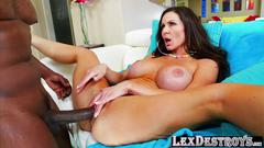 Voluptuous and big ass kendra auditions and gets fucked by lex