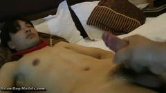 Bigcock asianboyz boundcum