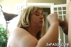 Guy bangs hot fattie hard film movie 1