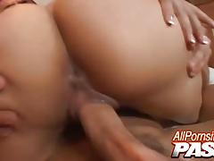 Rachel milan loves that hard rod