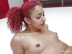 milf, lesbian, ebony, interracial, redhead, wrestling, domination, busty, pussy licking, standing 69, ultimate surrender, kink, bella rossi, daisy ducati