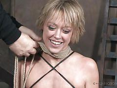 milf, tattoo, whip, bdsm, domination, sybian, busty, tits torture, device bondage, weights, real time bondage, dee williams