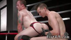 Gay chubby fisting movie and first time fisted had porn tatted beauty bruce bang and