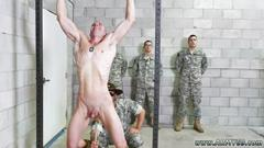 Nude soldiers and gay fiction muscle first time good anal training