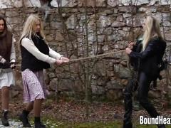 Mistress of souls ii: merciless slave training
