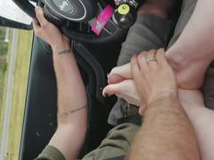 hd videos, wife, road trip