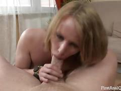 Firstanalquest.com - butt fucking sends shivers down a dirty girlfriend's spine