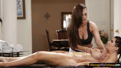 lesbian, massage, milf, erotic, sensual
