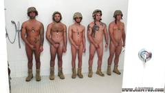 Military men squirting movietures gay xxx hot insatiable troops