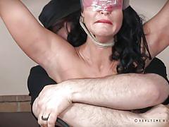 babe, foursome, slave, master, whipped, blindfolded, tied up, rope bondage, real time bondage, london river