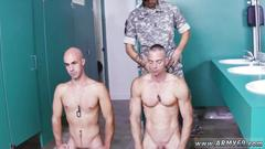 Military guys xxx and fucked gay lads by army gays movietures good anal training