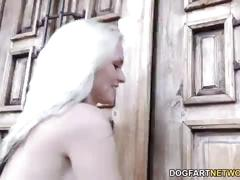 Busty blonde alena croft gets pounded by bbc