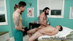 Cumshot hairy mix and young men with big cock gay doctors double dose