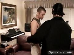 twink, gay, spanking